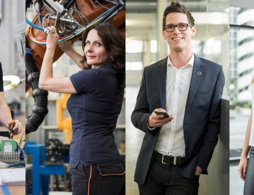 Primetals Karriereseite Österreich: Jeden Tag beginnt die Zukunft neu