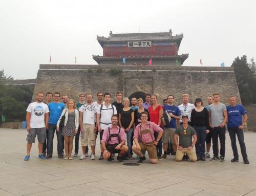 Main Excursion 2015: China and Korea