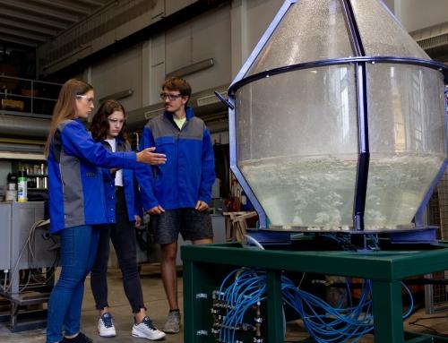 Student Internships at the Chair of Ferrous Metallurgy