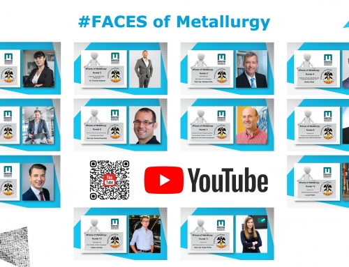#FACES of METALLURGY