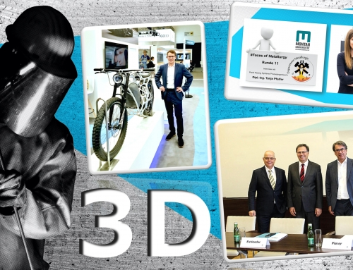 Future market 3D printing in the area of Leoben and on Montanuniversität