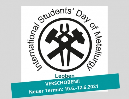 International Students' Day of Metallurgy – ISDM 2020