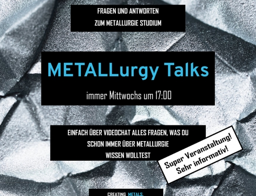 Metallurgy Talks