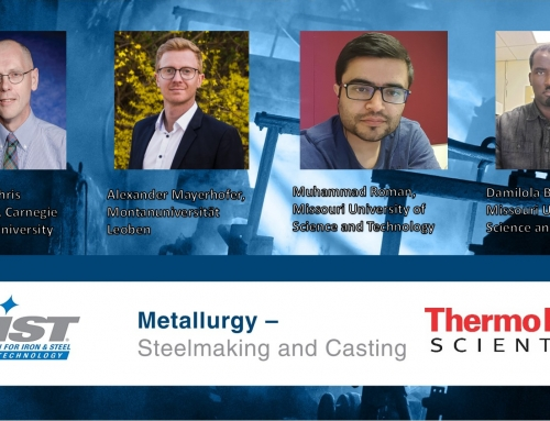 Webinar – AIST 2020 Metallurgy Steelmaking and Casting