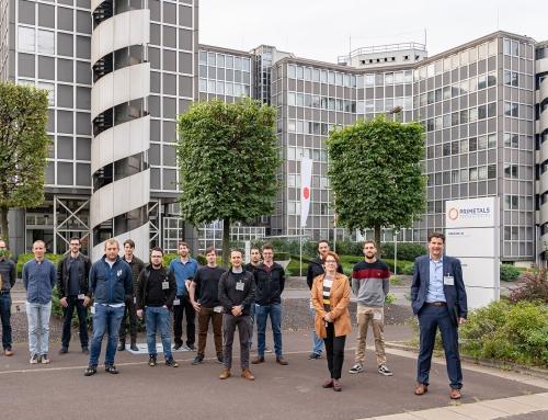 Verkürzte Hauptexkursion der Eisen- und Stahlmetallurgie nach Linz