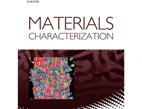 Publication in Materials Characterization