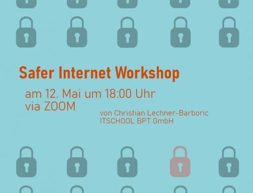 Safer Internet Workshop