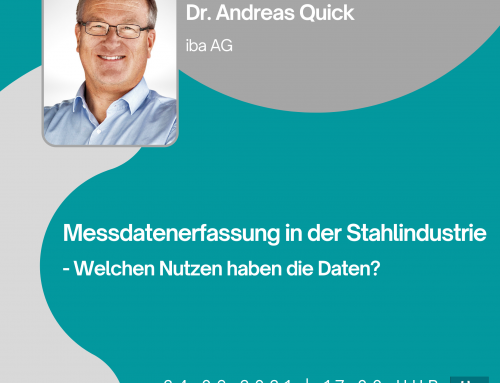 Lecture – Dr. A. Quick